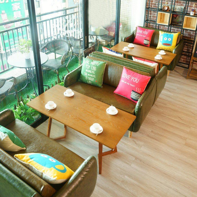 Shengyang-modern Coffee Shop Furniture Cafe Tables And
