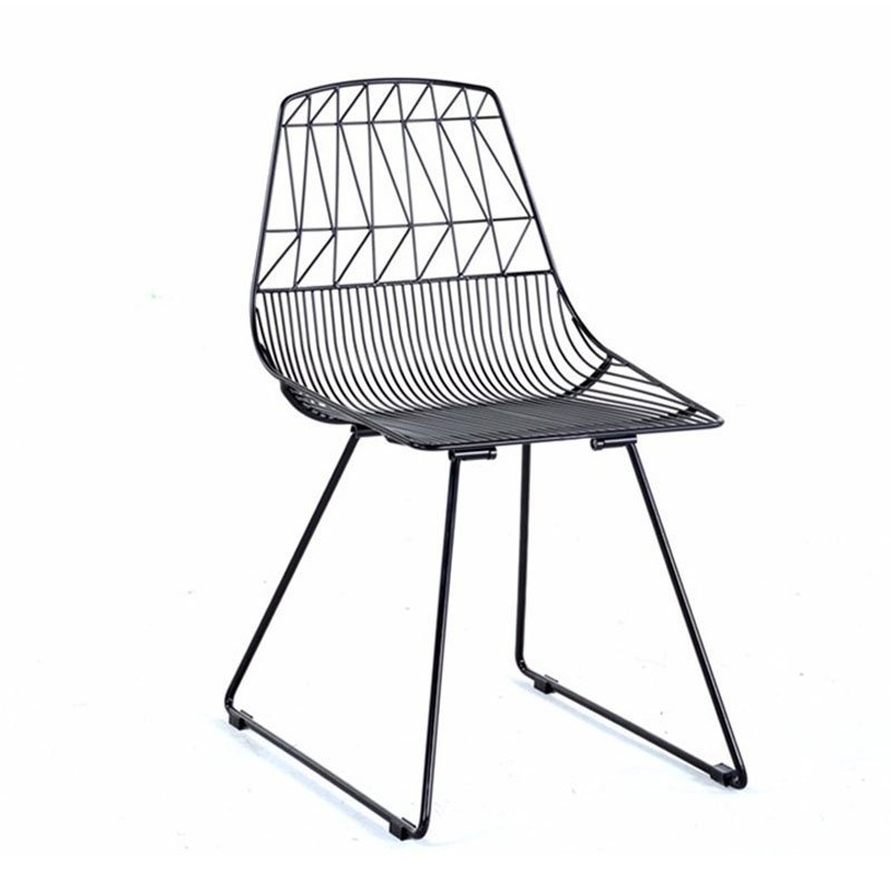 industrial coffee shop and restaurant metal dining chair ce003 red dining. Black Bedroom Furniture Sets. Home Design Ideas