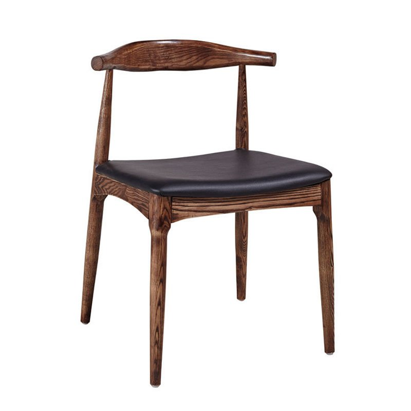 Antique Reproduction Furniture Wooden Ox Horn Chair CA013 - Antique Reproduction Furniture Wooden Ox Horn Chair Ca013 Antique