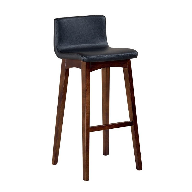 Contemporary Furniture And Stools: Find Contemporary Wooden Low Back Bar Stools Ba012 Metal