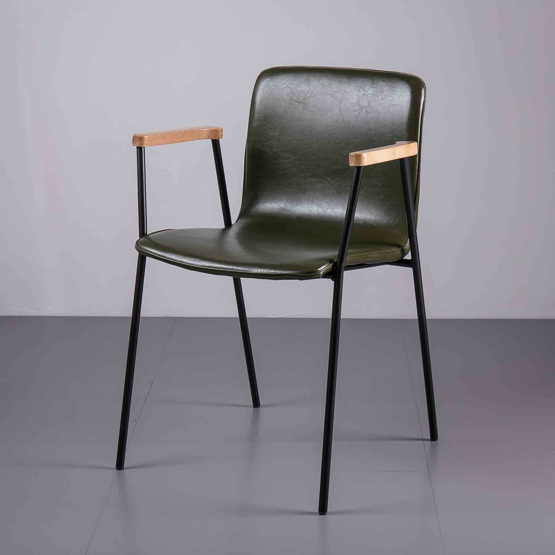 ShengYang Catering Chairs |Modern Metal And Leather Dining ...
